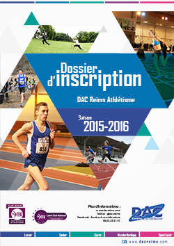 Dossier Inscription Rentr 233 E 2015 Dac Reims Athl 233 Tisme